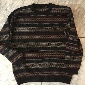 Bill Blass Mens Sweater Sz M Very Soft Medium